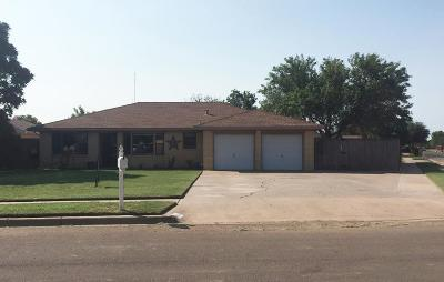 Lubbock Single Family Home For Sale: 3113 84th Street