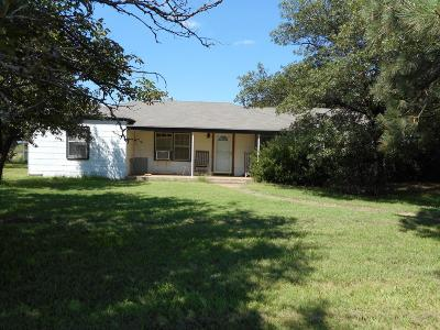 Levelland Single Family Home For Sale: 2531 East State Highway 114