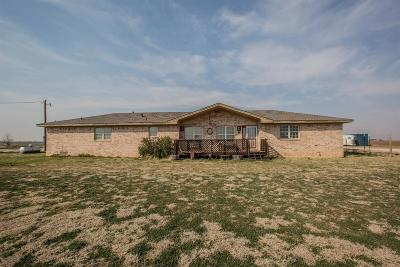 Slaton Single Family Home For Sale: 11713 East County Road 7900