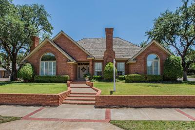Single Family Home For Sale: 3811 95th Street