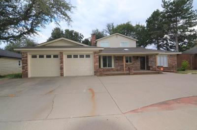Single Family Home For Sale: 3309 80th Street