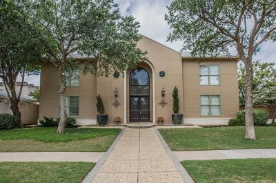 Lubbock Single Family Home For Sale: 4605 94th Street
