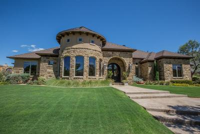 Lubbock TX Single Family Home Under Contract: $749,950
