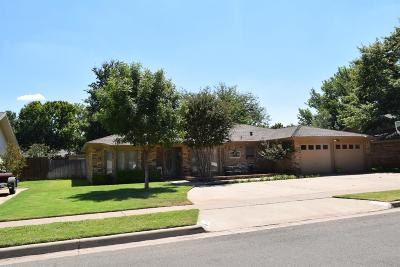 Single Family Home For Sale: 3411 94th Street