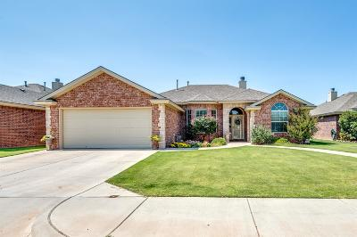 Wolfforth TX Single Family Home Under Contract: $179,950