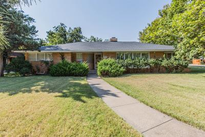Single Family Home For Sale: 1923 30th Street