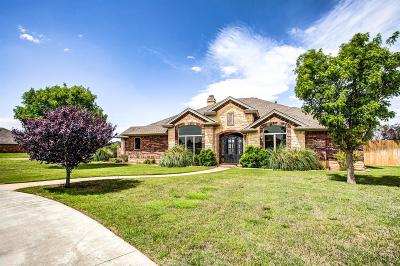 Lubbock Single Family Home For Sale: 5406 County Road 7530