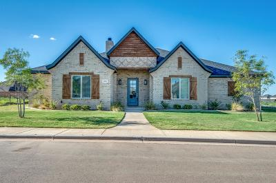 Lubbock Single Family Home For Sale: 3906 138th Street