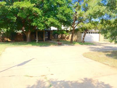 Single Family Home For Sale: 2810 Upland Avenue