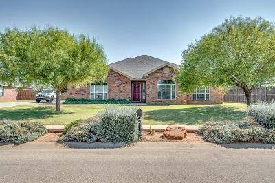 Lubbock TX Single Family Home Under Contract: $249,900