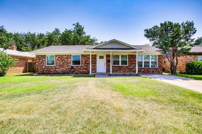 Single Family Home Under Contract: 5401 45th Street