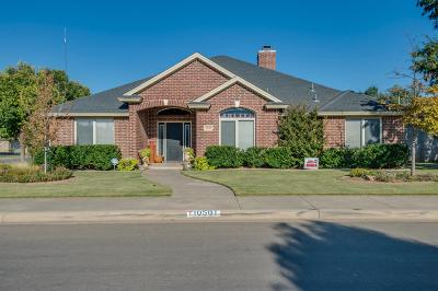 Lubbock TX Single Family Home Under Contract: $240,000