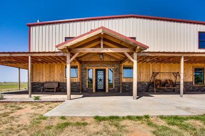 Single Family Home For Sale: 1224 Farm Road 211