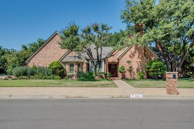 Single Family Home For Sale: 4022 88th Street
