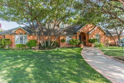 Lubbock Single Family Home For Sale: 4006 76th Street