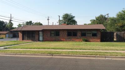 Single Family Home Under Contract: 4318 46th Street