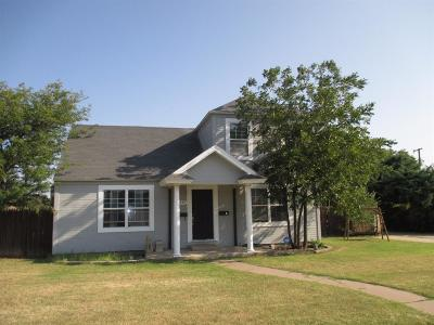 Single Family Home For Sale: 2436 28th Street