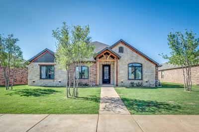 Lubbock TX Single Family Home For Sale: $385,000