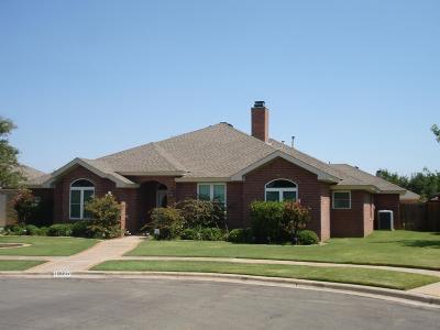 Lubbock Single Family Home For Sale: 10007 Wayne Avenue