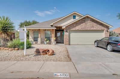 Single Family Home For Sale: 5732 108th Street