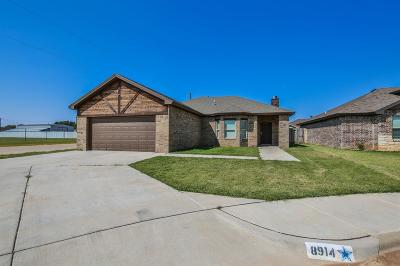 Single Family Home For Sale: 8914 Sherman Avenue