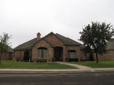 Lubbock Single Family Home For Sale: 4619 103rd Street