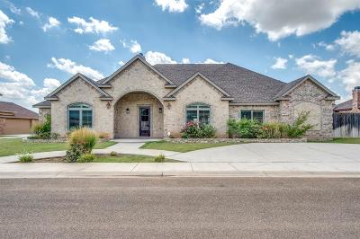 Lubbock Single Family Home For Sale: 7706 Lasalle Avenue