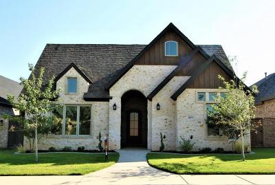 Lubbock Garden Home For Sale: 11803 Troy Avenue