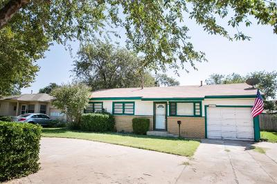 Single Family Home Under Contract: 4411 45th Street