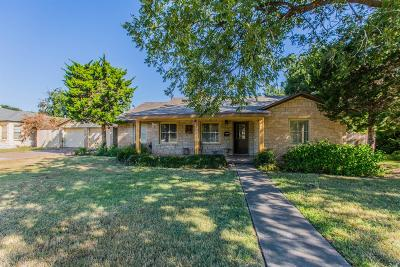 Single Family Home For Sale: 1718 31st Street