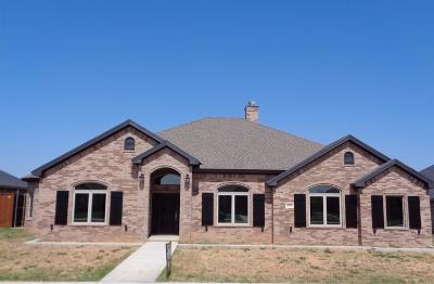 Lubbock Single Family Home For Sale: 4004 128th Street