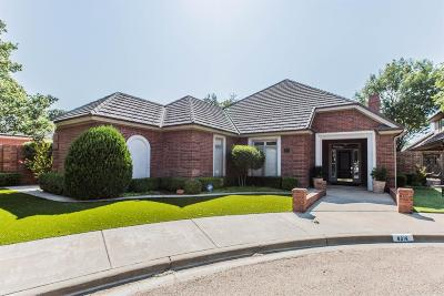Lubbock Garden Home For Sale: 9216 York Place