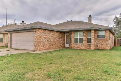 Lubbock Single Family Home For Sale: 2008 79th Street