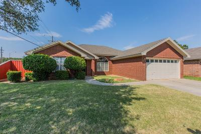 Single Family Home For Sale: 5726 86th Street