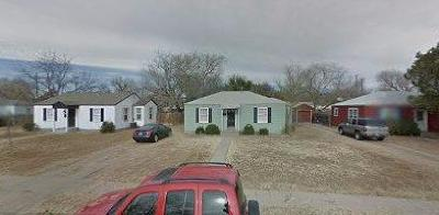 Lubbock Single Family Home Under Contract: 2514 29th Street