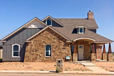 Lubbock Single Family Home For Sale: 7026 103rd Street