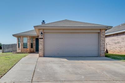 Lubbock Single Family Home For Sale: 2001 78th Street