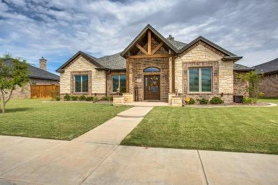 Lubbock Single Family Home For Sale: 6314 75th Place