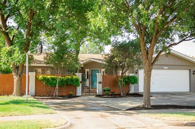 Lubbock Single Family Home For Sale: 3629 59th Street