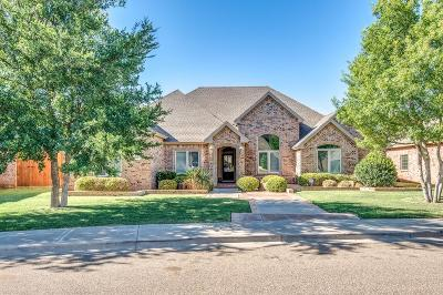 Lubbock Single Family Home For Sale: 4003 101st Street