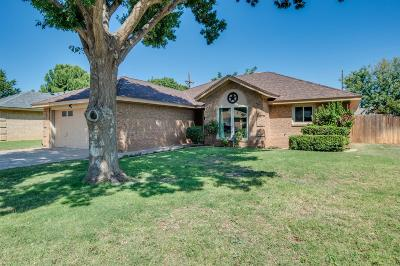 Lubbock Single Family Home For Sale: 5812 74th Street
