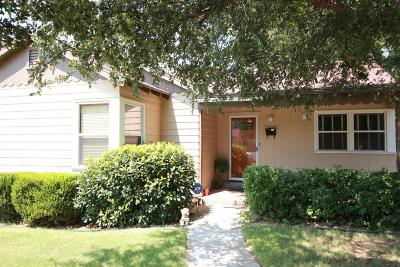 Lubbock Single Family Home For Sale: 2624 25th Street
