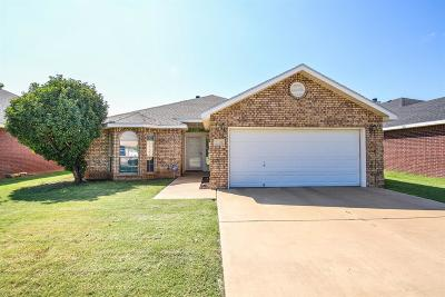 Lubbock Single Family Home For Sale: 511 North Hyden Avenue