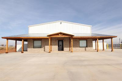 Wolfforth Commercial For Sale: 11510 County Road 7440
