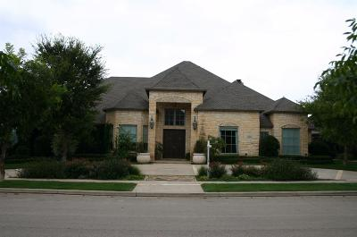 Lubbock TX Single Family Home Contingent: $895,000
