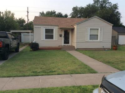 Lubbock TX Single Family Home For Sale: $134,750