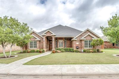 Lubbock Single Family Home For Sale: 6026 87th Street