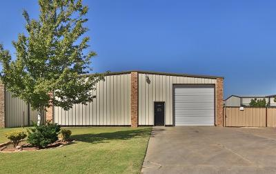 Lubbock Commercial For Sale: 8804 Urbana Avenue