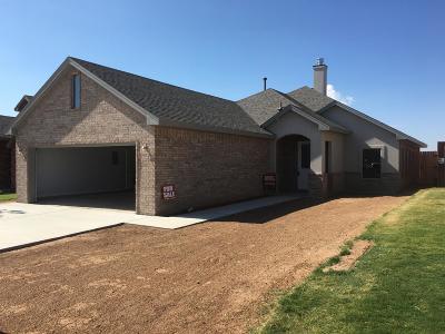 Lubbock Single Family Home For Sale: 10306 Vernon Avenue