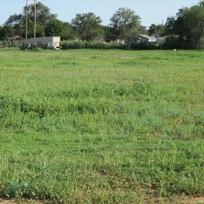 Lubbock County Residential Lots & Land For Sale: 7713 Ave B